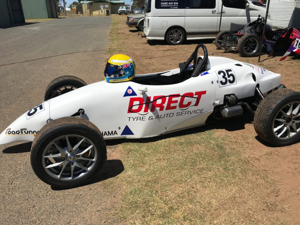 Jacer V2K 1600cc $19500 inc  trailer – Formula Vee South